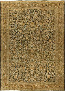 A Persian Tabriz rug BB3256