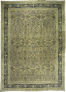 A Persian Tabriz rug BB3445