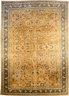 A Persian Tabriz carpet BB3876