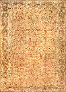 A Persian Tabriz carpet BB3935