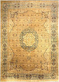 A Persian Tabriz rug BB4028