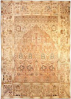 A Persian Tabriz carpet BB4134