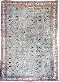 A Persian Tabriz rug BB0993