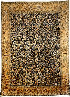 A Persian Tabriz carpet BB2204