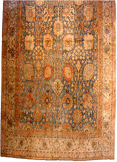 A Persian Tabriz carpet BB3629