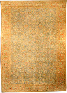 A Persian Tabriz carpet BB3736