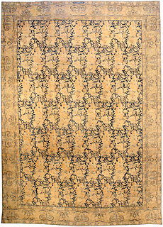 A Persian Tabriz rug BB3793