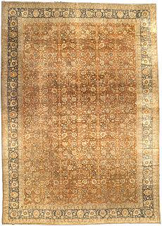 A Persian Tabriz Carpet BB1957