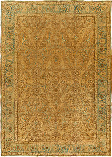 A Persian Tabriz rug BB3195