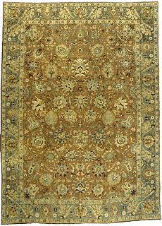 A Persian Tabriz rug BB3367