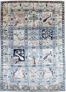 A Persian Tabriz rug BB0827