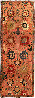 A Persian Tabriz carpet BB4175