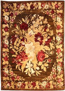 A Ukrainian rug BB3777