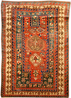 A Kazak carpet BB3891
