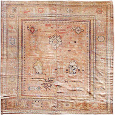 A Turkish Ghiordes rug BB0863