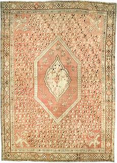 A Turkish Ghiordes rug BB0319