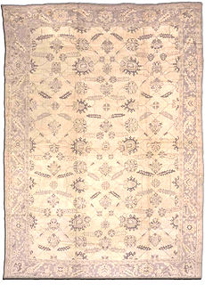 A Turkish Oushak carpet BB1520