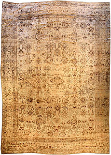 A Turkish Oushak rug BB3157