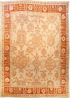 A Turkish Oushak carpet BB3901