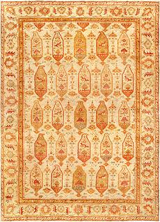 A Turkish Oushak rug BB4503