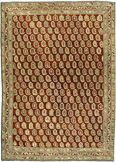 A Turkish Oushak carpet BB3474