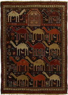 A Caucasian Shirvan BB5356