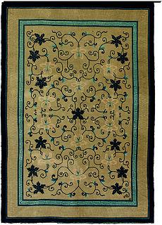 An antique Chinese carpet BB3031