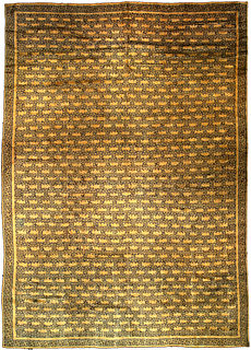 A Chinese carpet BB1587