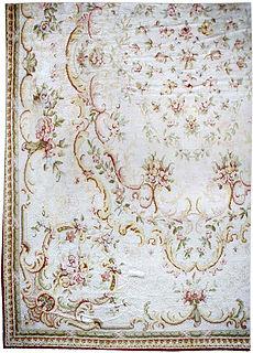 An Austrian Savonnerie carpet BB0723