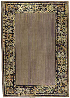An Aubusson rug BB2533