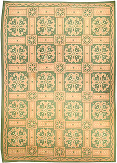 A French Aubusson rug BB4183