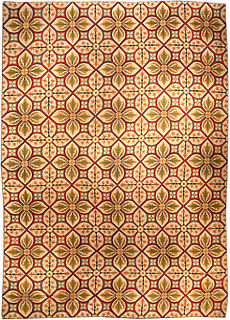 A Needlework carpet BB4068