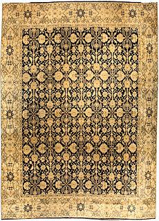 An Indian Agra rug BB3945
