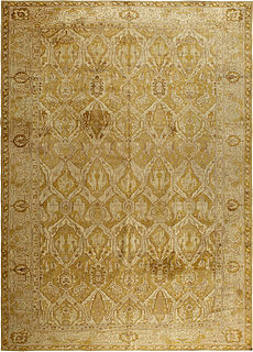 An Indian Amritsar rug BB3766