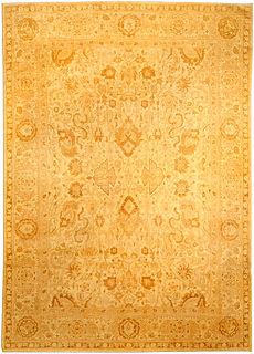 An Indian Amritsar rug BB4008