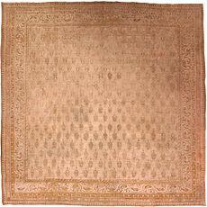 An Indian Cotton Agra carpet BB2689