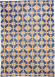 A Cotton Agra carpet BB3701