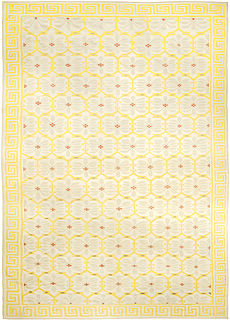 An Indian Dhurrie Rug BB5025