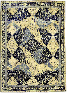 An Indian Lahore carpet BB3456