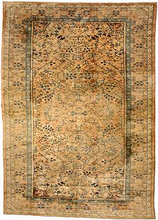 An Indian rug BB3721