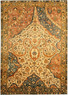 An Indian carpet BB4166