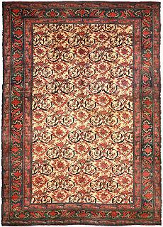 A Persian Bidjar carpet BB0476