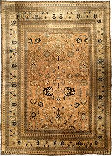 A Persian Khorassan carpet BB4240