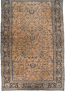 A Persian Kirman rug BB2962