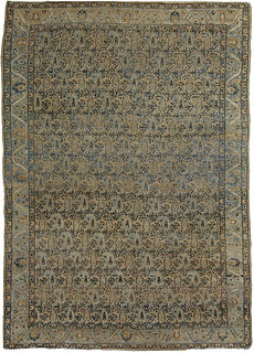 Persian Kirman Rug BB5299