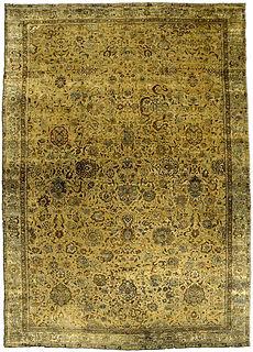 A Persian Kirman carpet BB2841