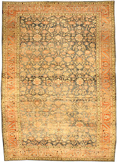 A Persian Malayer rug BB3805