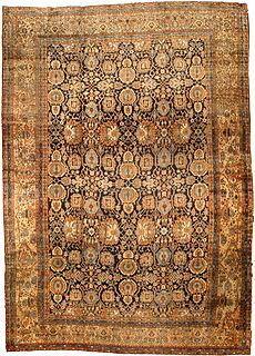 A Persian Malayer rug BB4416