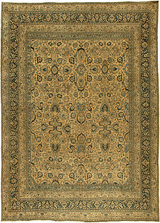 A Persian Meshad carpet BB3360