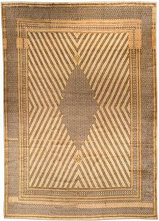A Persian Meshad rug BB4497